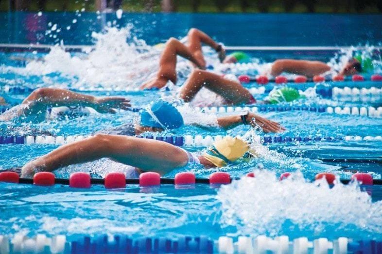 Вентиляция спортивного бассейна