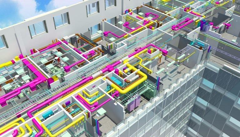 Проектирование систем вентиляции в Москве и Московской области